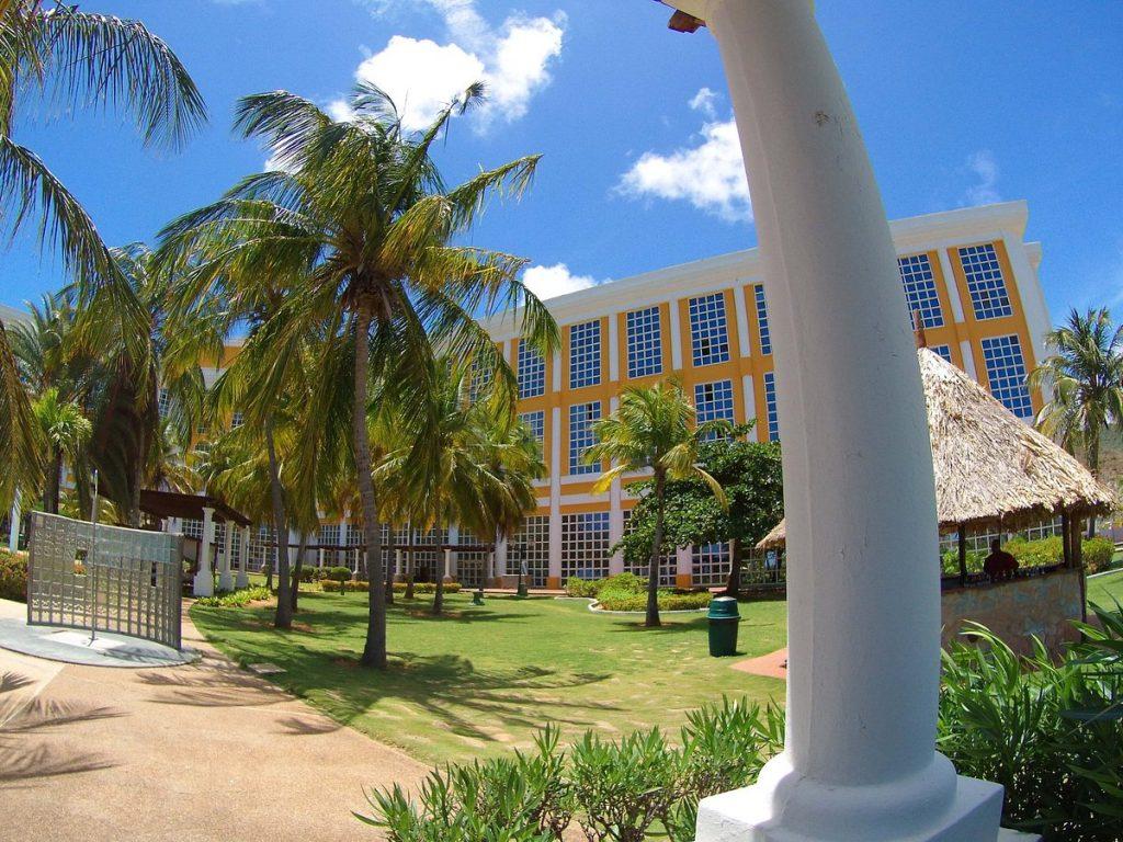jardines hotel hesperia isla margarita