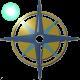 DViaje Agencia de Viaje Brujula Logo